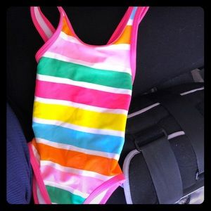 12 month girls swim suit